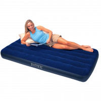 Надувной матрас Intex Classic Downy Bed, 99х191х22см 68757