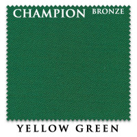 Сукно Champion Bronze 195см Yellow Green 60М