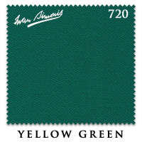 Сукно Iwan Simonis 720 195см Yellow Green 60М
