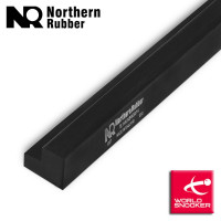 Резина для бортов Hainsworth Northern Rubber Snooker F/S L-77, 137см 9фт, 6шт.