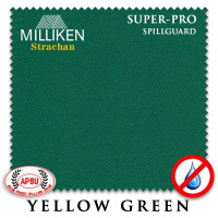 Сукно Milliken Strachan SuperPro SpillGuard 198см Yellow Green 60M