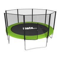 Батут Unix line Simple 12 ft Green (outside) TRSI12OUTG