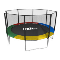 Батут Unix line Simple 12 ft Color (outside) TRSI12OUTC