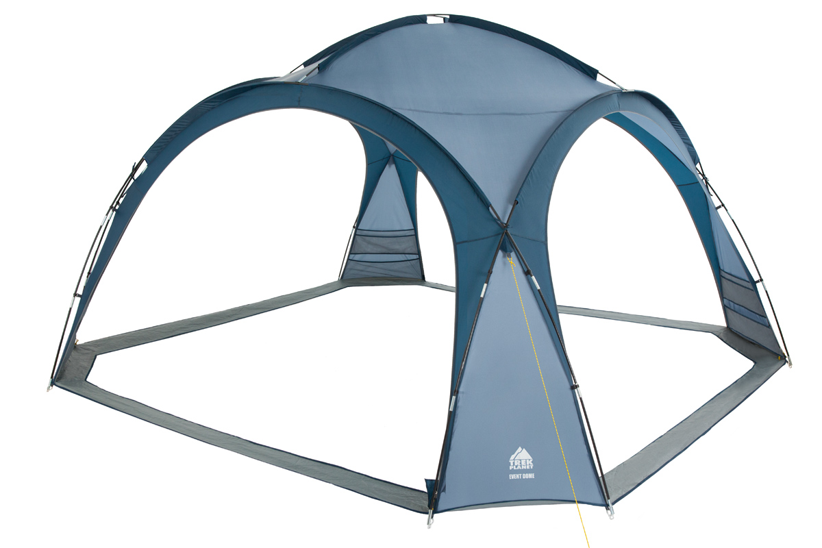 Шатер Trek Planet Event Dome 70261 синий/голубой 1200_800